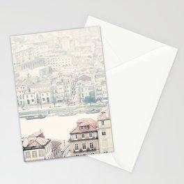 city dreams Stationery Cards
