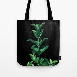 Leaves Viburnum Tote Bag