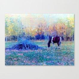 Fall at the Ranch Canvas Print
