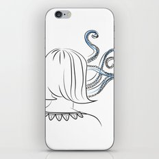 Cthulhu Girl iPhone Skin