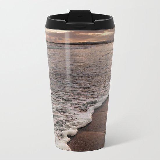 BEACH DAYS XXXVIII Metal Travel Mug