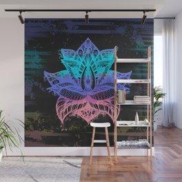Lotus flower Wall Mural