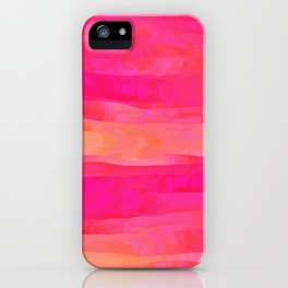 Hot Pink Magic iPhone Case