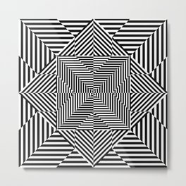 Fuga Metal Print