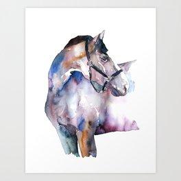 Horse #2 Art Print
