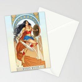 Wonder Nouveau Stationery Cards