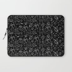 Joshua Tree Silver by CREYES Laptop Sleeve