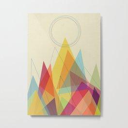 Holy Mountain Metal Print