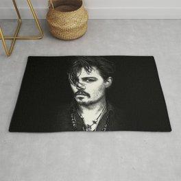 Johnny Depp Rug