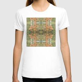 Autumnal Pattern T-shirt