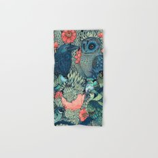 Cosmic Egg Hand & Bath Towel