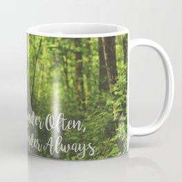 Wander Often Coffee Mug