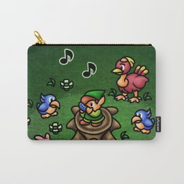 Flute Boy Carry-All Pouch