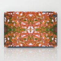 hippie iPad Cases featuring HIPPIE by kelleyinthemorning