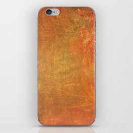 Abstract Oil iPhone Skin