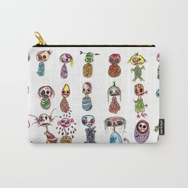 Collection of mummies Carry-All Pouch