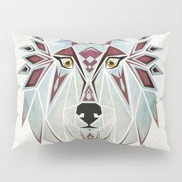 wild wolf Pillow Sham