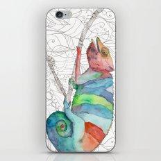 Chameleon Fail iPhone Skin