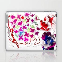 Spring Blooming Flowers Laptop & iPad Skin