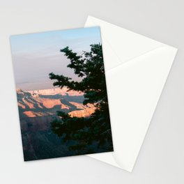 Sunset at the Grand Canyon north rim | United States travel nature photography art print Stationery Cards