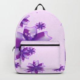 Spring Background Backpack