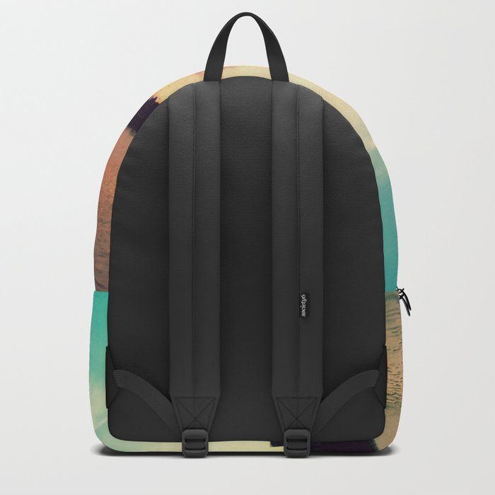 Istanbul Gradient Colors Backpack
