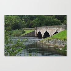 Lindley Wood Reservoir Canvas Print