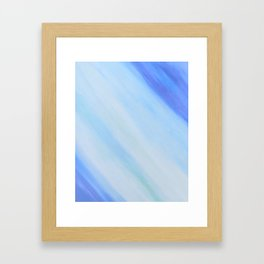 fog daze Framed Art Print