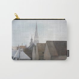 Cityscape: Riga, Latvia Carry-All Pouch