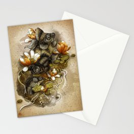 black moors Stationery Cards