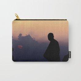 Contemplation - Spiritual jorney of a Monk T-Shirt Carry-All Pouch