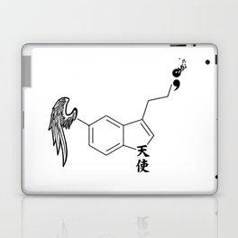 Serotonin Semi Colon Laptop & iPad Skin