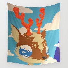 DeerHead Wall Tapestry