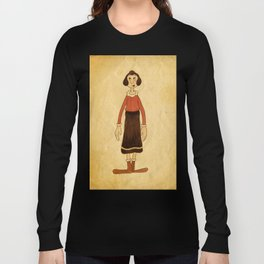 Olive Oyl Long Sleeve T-shirt