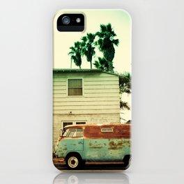 Rusty Van iPhone Case