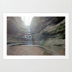 french canyon ii Art Print