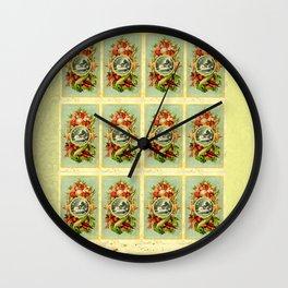 Exotic Import Wall Clock