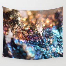 Peacock Ore Wall Tapestry
