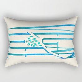 Vegan Life Rectangular Pillow