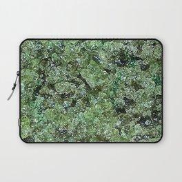 Raw Peridot Laptop Sleeve