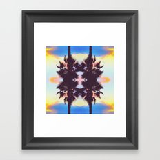 Palmadelic No.7 Framed Art Print