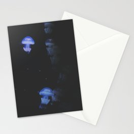 ghosts 3b Stationery Cards