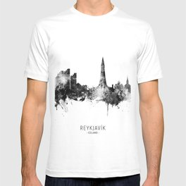 ReykjavIk Iceland Skyline T-shirt