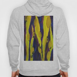 Through the Grass is Ants Hoody