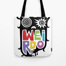 WEIRDO  Tote Bag