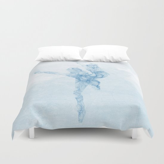 Whisper dance Duvet Cover