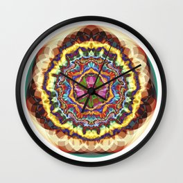 Energy 7 Wall Clock