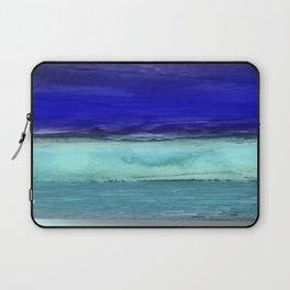 Midnight Waves Seascape Laptop Sleeve