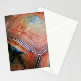 Shell Topography Stationery Cards
