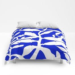 blue stem Comforters